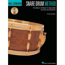 Snare Drum Method-The musical approach to..