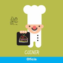 Oficis -cuiner