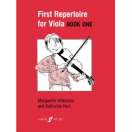 First Repertoire for Viola V.1