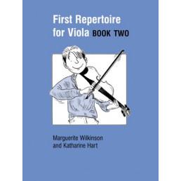 First Repertoire for Viola V.2