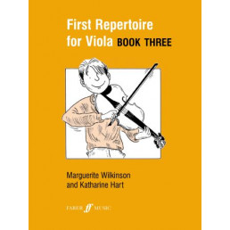 First Repertoire for Viola V.3
