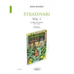 Stradivari Vol. 1 Llibre de Piano Català