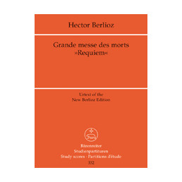 "Grande messe des morts ""Requiem"""