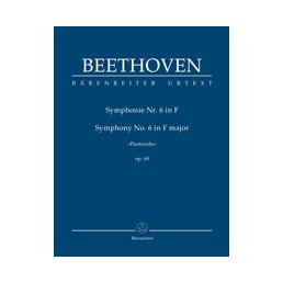 Symphony Nº 6 F Major Op. 68 Study Score