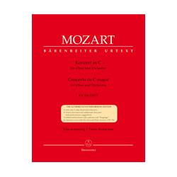 Concerto in C major KV 314