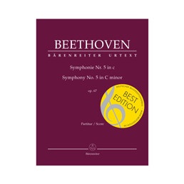 Symphonie N.5 in C minor Op. 67 Urtext Director