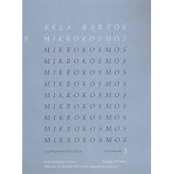 Mikrokosmos Vol.3