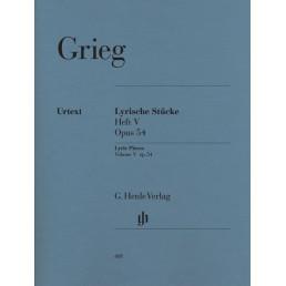 Lyric Pieces Vol. V Op. 54