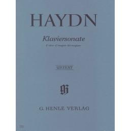 Piano Sonata en C major Hob. XVI:35