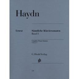 Sonatas piano Vol.1