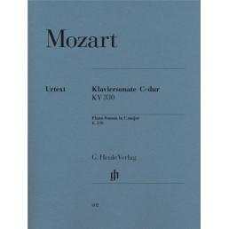 Piano Sonata en C major K.330