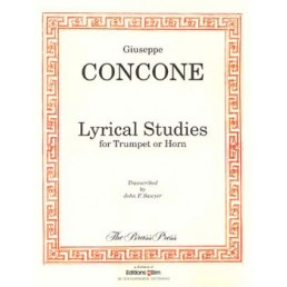 Lyrical Studies for Trumpet