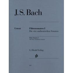 Sonatas V.1 Urtex BWV 1030/2/4/5
