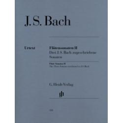 Sonatas V.2 Urtex BWV 1020/31/33