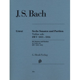 Sonatas and Partitas (6) Urtext