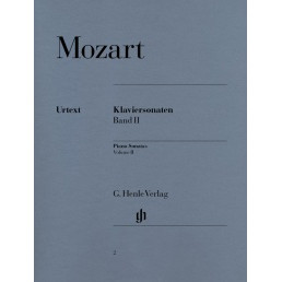 Sonatas piano Volume 2 (Urtext)