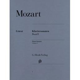 Sonatas V.1 Urtext