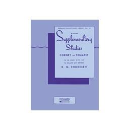 Supplementary Studies Cornet or Trumpet