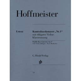 Double Bass Concerto n.1
