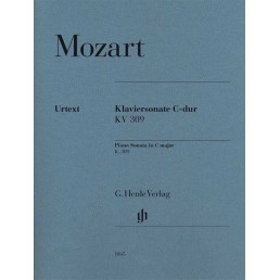 Piano Sonata in C major K. 309