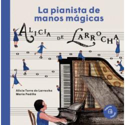 La pianista de manos mágicas. Alicia de Larrocha