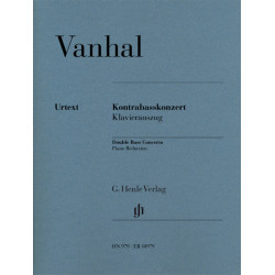 Double Bass Concerto Urtext