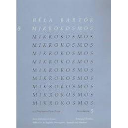 Mikrokosmos Vol.4