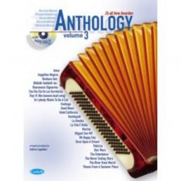 Anthology Vol.3 (24 All time favorites) + CD