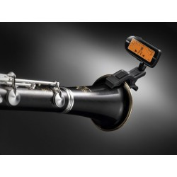 Afinador Korg AW-2 Multi instrument Pinça
