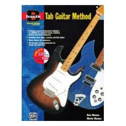 Basix. Tab Guitar Method 2 + CD