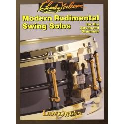Modern Rudimental Swing Solos