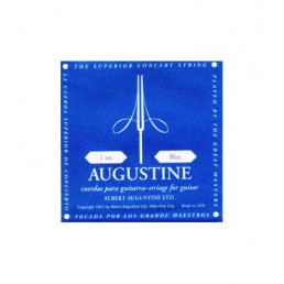 Joc cordes guitarra Augustine Classic-blue