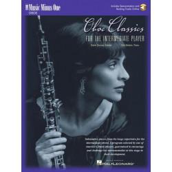 Oboe Classics for the Intermediate Player + CD