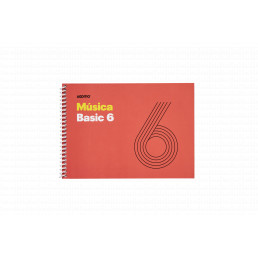 Bloc ADDITIO Música Basic 6