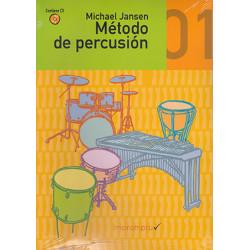 Método de percusión V.1 + CD