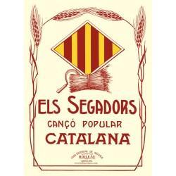 Els Segadors -cançó popular catalana-