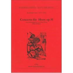 Concerto Bb Major Op. 91 trompa