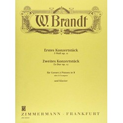 Erstes Konzertstück F moll Op.11 Zweites Konz.