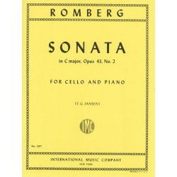 Sonata in C major, Op.43 Nº 2