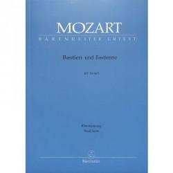 Bastien und Bastienne KV 50 (46b) Urtext