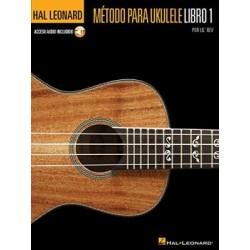 Método para Ukelele Libro 1 +CD