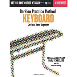 Berklee Practice Method Keyboard + CD