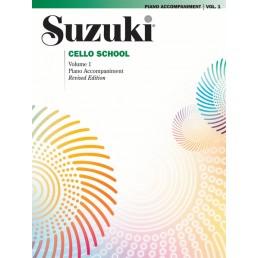 Cello School Volume 1 Piano Accompan.