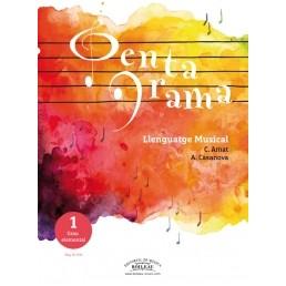 Pentagrama Llenguatge Musical 1 Elemental NOU