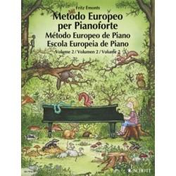 Método Europeo de Piano Vol.2
