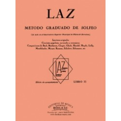 LAZ Vol. 2 Mètode solfeig