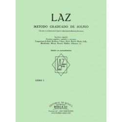 LAZ Vol.1 Acompanyament solfeig