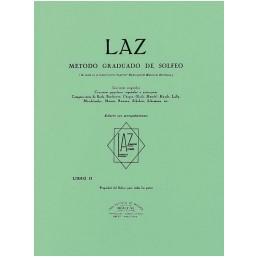 LAZ Vol. 2 Acompanyament solfeig