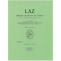 LAZ Vol. 3 Acompanyament solfeig
