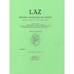 LAZ Vol. 5 Acompanyament solfeig